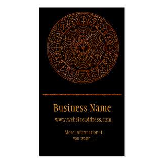 Golden Sun 2 Business Card