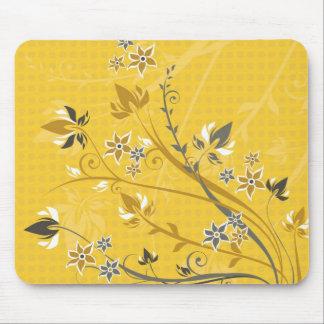 Golden Sun Mouse Pad