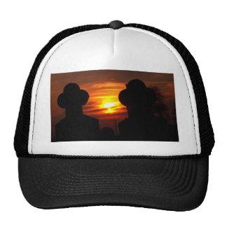Golden Sun Trucker Hat