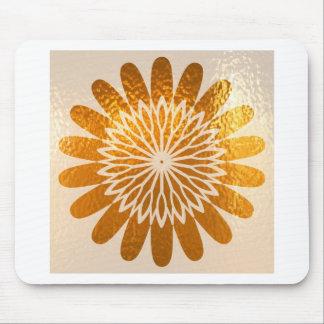 Golden Sunflower ART decoration Mousepads