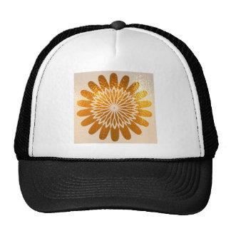Golden Sunflower ART decoration Trucker Hat