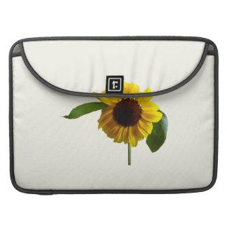 Golden Sunflower MacBook Pro Sleeve