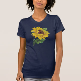 Golden Sunflower T-Shirt