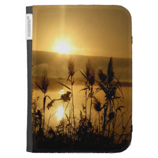 Golden Sunrise Kindle 3G Covers