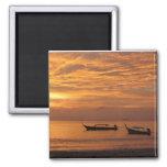 Golden Sunset 2 Magnets