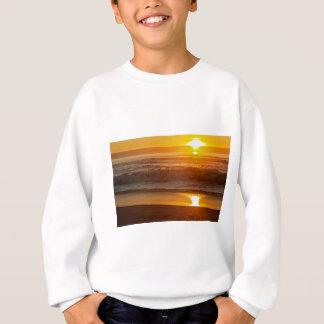 Golden Sunset at Horsfall Beach Sweatshirt