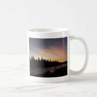 Golden Sunset Dreams Coffee Mug