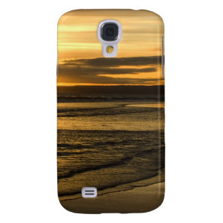 Golden Sunset Galaxy S4 Cover