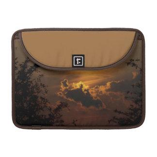 Golden Sunset Macbook Pro Flap Sleeve Sleeves For MacBooks