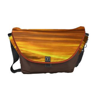 Golden Sunset Messenger bag