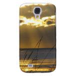 Golden Sunset Samsung Galaxy S4 Covers