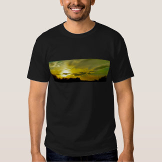 Golden Sunset Shirts