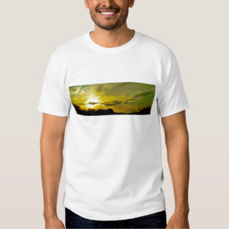 Golden Sunset T Shirts