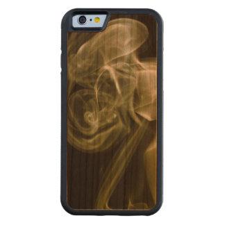 Golden Swirl Carved® Cherry iPhone 6 Bumper Case