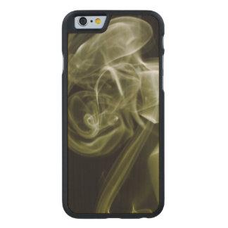 Golden Swirl Carved® Maple iPhone 6 Slim Case