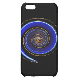 Golden Swirl  iPhone 5C Covers