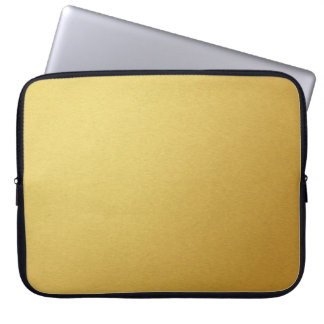 Golden Tablet/Laptop Sleeve