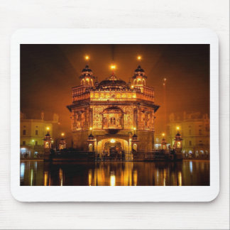 GOLDEN TEMPLE AMRISTAR MOUSE PAD