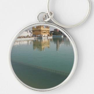 Golden Temple Harmandir Sahib Amritsar North India Keychain