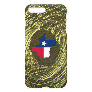 GOLDEN TEXAN iPhone 8 PLUS/7 PLUS CASE