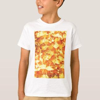 Golden texture T-Shirt