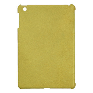 Golden Textured Cover For The iPad Mini