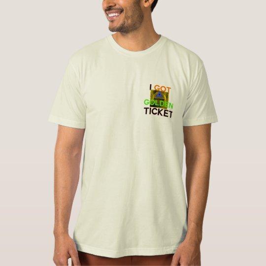 Golden Ticket Multi Flavor T-Shirt