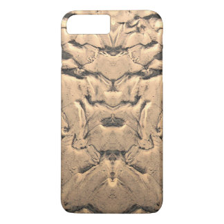 Golden Tidal Sands iPhone 7 Plus Case