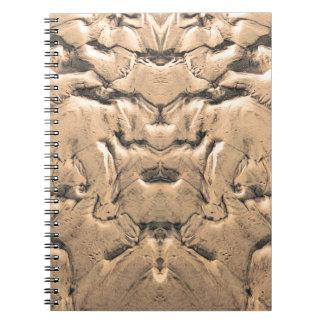 Golden Tidal Sands Notebook