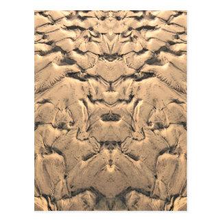Golden Tidal Sands Postcard