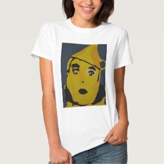 Golden Tin Man Tshirt