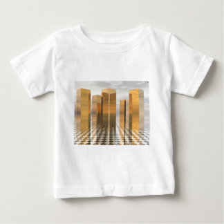 Golden Towers Baby T-Shirt