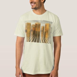 Golden Towers T-Shirt
