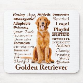 Golden Traits Mousepad