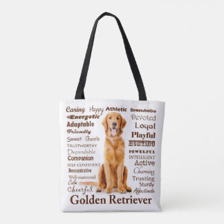 Golden Traits Tote