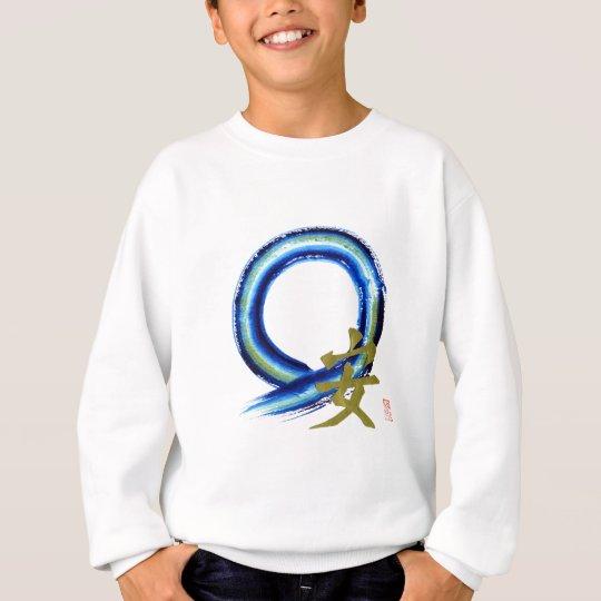 Golden Tranquility - Enso Sweatshirt