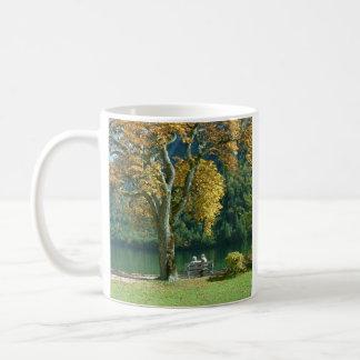 Golden Tree Retirement Mugs