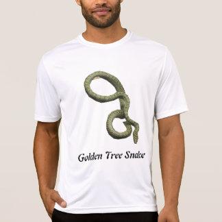Golden Tree Snake Performance Micro-Fiber T T-shirt