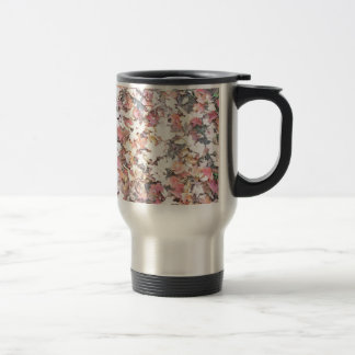 Golden Triangle : Oriental Celebration SILK Print Travel Mug