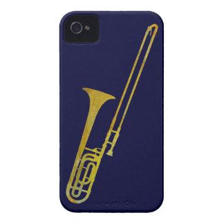 Golden Trombone Case-Mate iPhone 4 Case