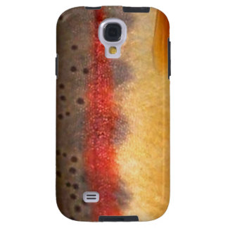 Golden Trout by Patternwear© Fly Fishing Galaxy S4 Case