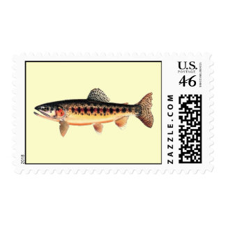 Golden Trout Postage