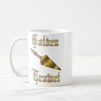 Golden Trowel Coffee Mug