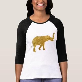 Golden Trumpeting Elephant T-Shirt
