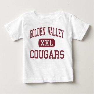 Golden Valley - Cougars - High - Merced California Shirt