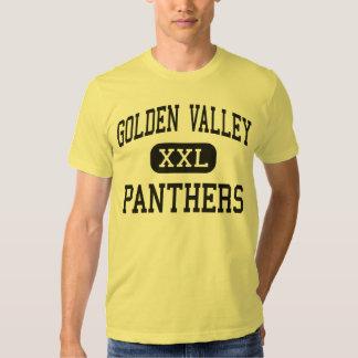 Golden Valley - Panthers - High - Golden Valley T Shirt