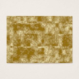 Golden Velvet Business Card