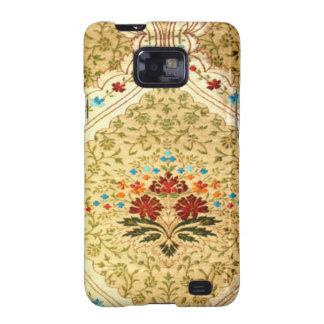 Golden Venetian damask Galaxy S2 Case