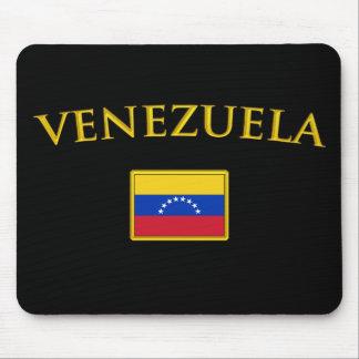 Golden Venezuela Mouse Pad