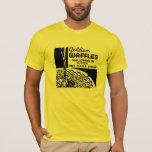 Golden Waffles Breakfast T-Shirt